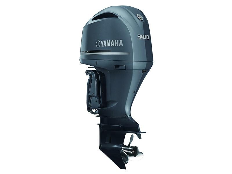 YAMAHA - F300BETX/FL300BETX