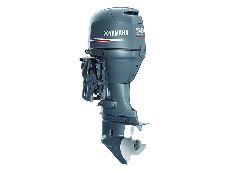 YAMAHA - FT50CETL/FT50CETX